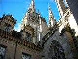 cathédrale de quimper ... Kemper breizh bretagne