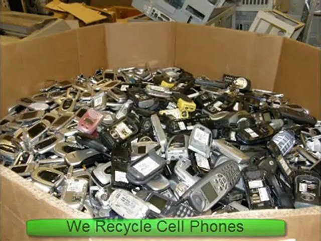 ELECTRONICS RECYCLING, ELECTRONICS RECYCLING