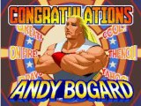 Realbout fatal fury 2: Andy Bogard