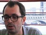 La nuit meurt en silence // DEBAT // Fabrice Gadeau Rex Club / Arnaud Frisch Social Club / Lorenzo Buitoni Open House / Florence // Batofar // 10 juillet 2010 // 75013
