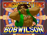 Realbout fatal fury 2: Bob Wilson