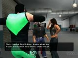 WWE SmackDown vs. Raw 2011 - Rey Mysterio Puts Out Fire
