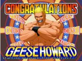 Realbout fatal fury 2: Geese Howard