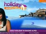 Rhone Alpes Holidays | Golf Holidays in Rhone Alpes
