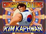 Realbout fatal fury 2: Kim Kaphman