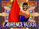Realbout fatal fury 2: Laurence Blood