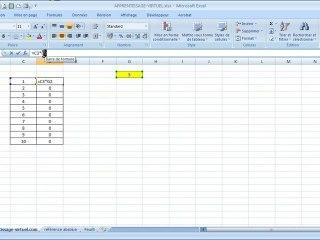 Référence absolue Cours Excel