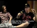 [Español] MTV Sweden- Tokio Hotel Interview by Mirre & Kenza