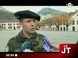 Le 27e BCA au départ pour Kaboul (Annecy)