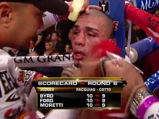 Manny Pacquiao vs Miguel Cotto Full Fight