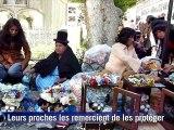 En Bolivie, les défunts reçoivent des cadeaux de leurs proches