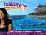 Lanzarote Holidays | Lazarote Vacation Rental Homes