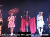 Défilé Jeunes Créateurs - Chibi Japan Expo  (30 octobre 2010