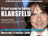Arno Klarsfeld trituré par Beketch & Ratier - 1/2 (11/01/2006, Le Libre Journal, Radio Courtoisie)