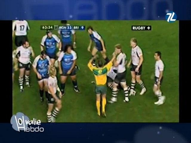 7LTV Ovalie Hebdo (09/11/2010)