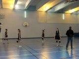 Volley R3 Combs : Match Combs vs Nogent (17.10.10) Partie 3