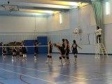 Volley R3 Combs : Match Combs vs Nogent (17.10.10) Partie 4