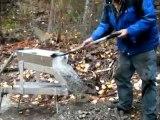 Cariboo Gold Prospecting Trip, part 5, Lyne Creek
