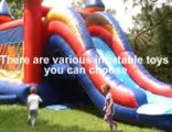 Create Unique Party Events with Inflatable Rentals