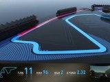 Formula 2010 Track Simulation Abu Dhabi Sebastian Vettel