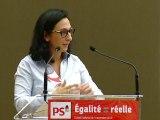 Marianne Louis: conseil national égalité réelle