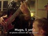 Fontaine-les-Vvs : du air guitar pour Hugo avec les Trippers