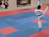 Taegeuk Il Jang - 1 Forma Taekwondo WTF