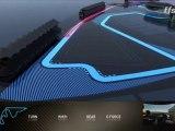 F1 - Abu Dhabi - Un tour avec Sébastien Buemi
