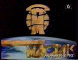 publicité à la télé  télé russe des années 90