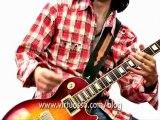 Escalas pentatonicas, escalas para la guitarra