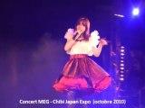 Concert de MEG à Chibi Japan Expo 2010