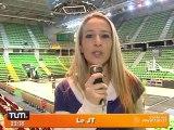 Basket : l'avant match ASVEL - Orléans (Lyon)