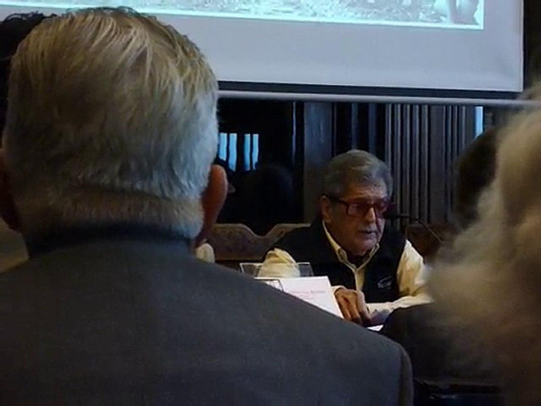 Lanzamiento Libro Patricio Guzmán Campos