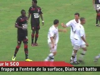 Coloriage Foot Sco Angers.Match Amical Stade Rennais F C Angers Sco Site Officiel Du
