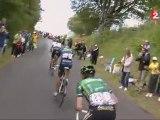 Résumé de l'étape 8 du Tour de France 2011