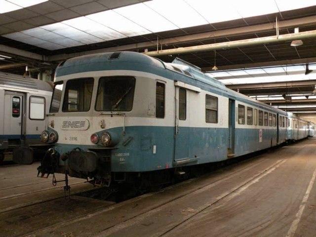 L'association l'autorail X 2800 du Haut-Doubs saison 2009 - 2010