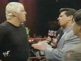 Dustin Runnels Confronts Vince McMahon - Raw - 5/18/98