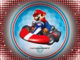 Mario Kart Wii Birthday Party Decorations and Supplies