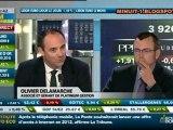 """Olivier delamarche -  """"il faut sortir la Grèce de la zone euro""""  BFM Business"""