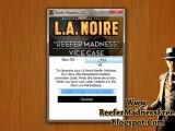 Get Free  LA Noire Reefer Madness DLC Code - Xbox 360 - Ps3
