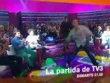 """TV3 - Dimarts, 21.50, a TV3 - Maria Vasco i Jordi Évole juguen """"La partida de TV3"""""""