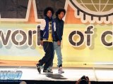 LES TWINS _ WORLD OF DANCE _ YAK FILMS _ WOD SAN DIEGO 2010 _ NEW STYLE FRANCE HIP HOP DANCING