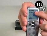 TGTV Presents Philips Digital Voice Recorder 9600 / 9610 Advanced