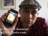 La Top Applis iPhone de ... Dave Dario (Chanteur) : SoundHound