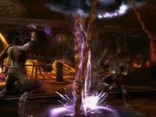 Rain Trailer de Mortal Kombat 9
