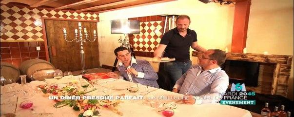 Un dîner presque parfait, la meilleure équipe de France mardi 12 juillet à 20h45