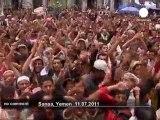Yémen : des manifestants exigent le... - no comment