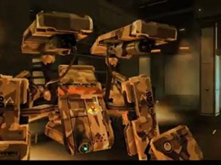 Conspiracy Trailer de Deus Ex: Human Revolution