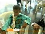 Es retrassa l'arribada dels menors saharauís