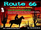 Interview Big Cactus Country Radio - Route 66 - Loch Western Country de GrandChamp 2011